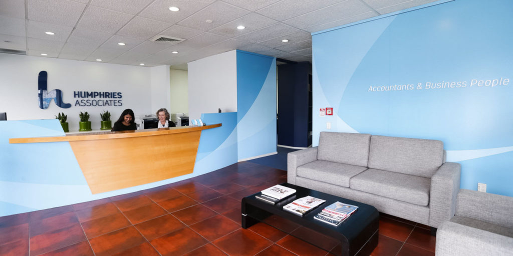 humphries associates office space