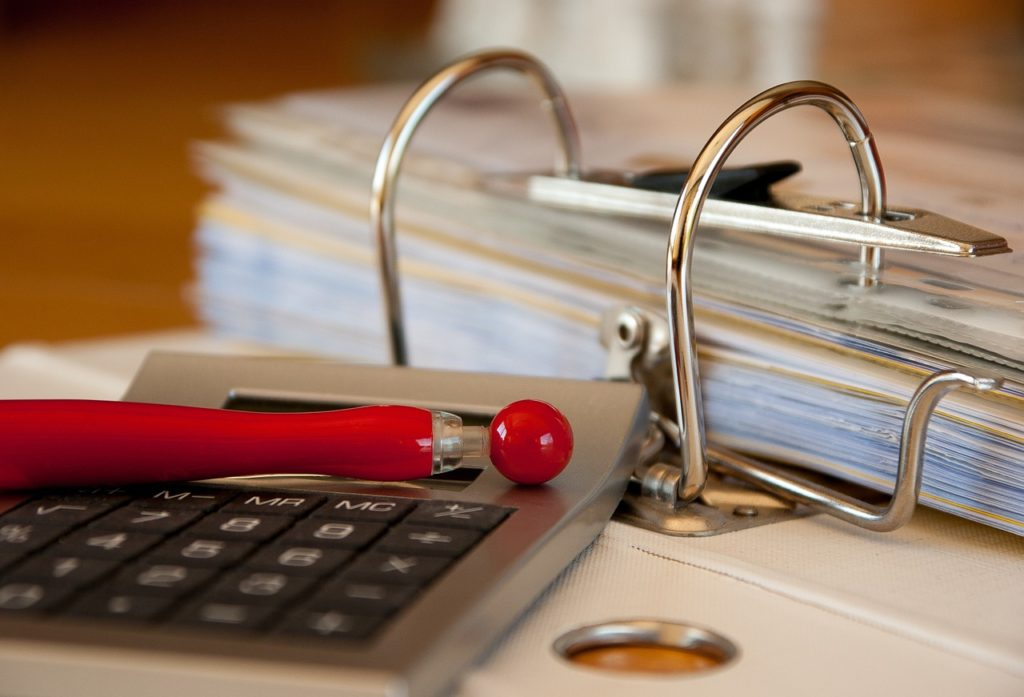 accounting workbook and files